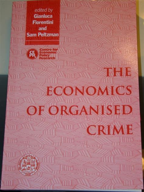 Organized Crime Essay by April 2012 Panictank