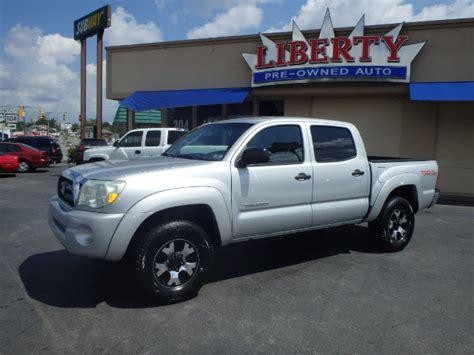 toyota tacoma silver 2006 toyota tacoma silver liberty autos