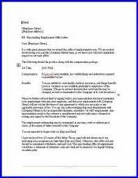 Appointment Letter Format As Per Labour Act Job Offers Letter Sample And Other On Pinterest