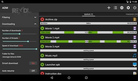 downloader pro apk advanced manager pro 6 0 1 apk for android apk wasp