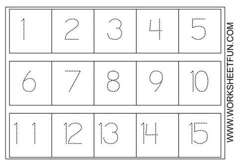 printable numbers kindergarten number worksheets worksheets and preschool on pinterest