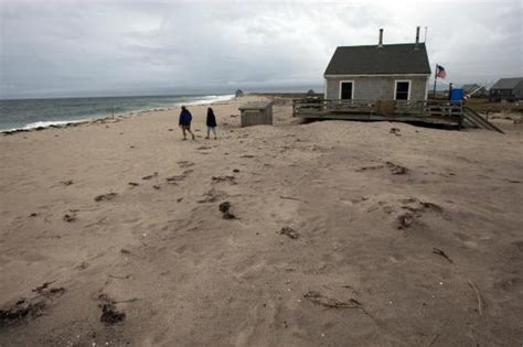 chatham seaside cottages cape cod national seashore proceeds with dismantling of