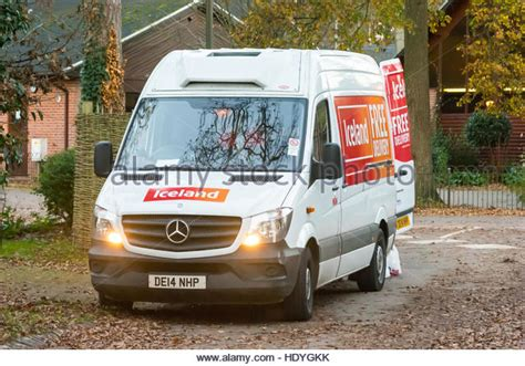Rural Delivery Address Finder Supermarket Deliveries Stock Photos Supermarket