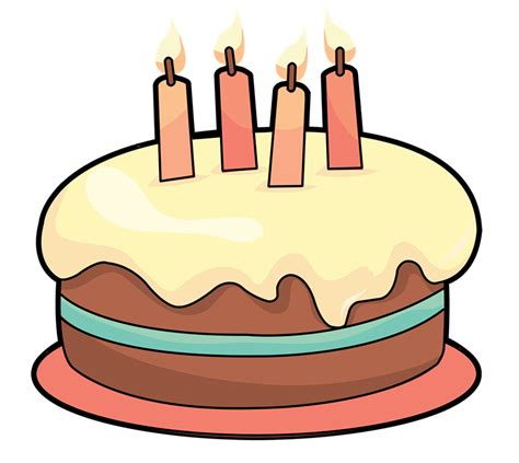 cake clipart free to use domain birthday clip