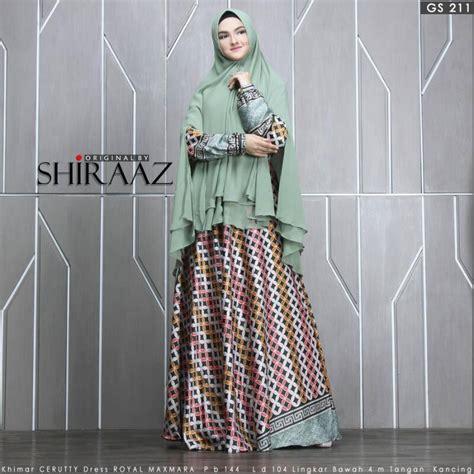 N 211 Hitam gsa 211 by shiraaz jual busana muslim