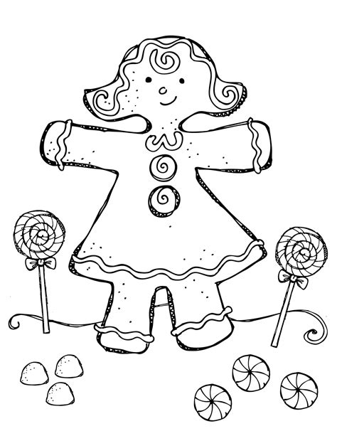 coloring page gingerbread boy gingerbread boy and coloring pages az coloring pages