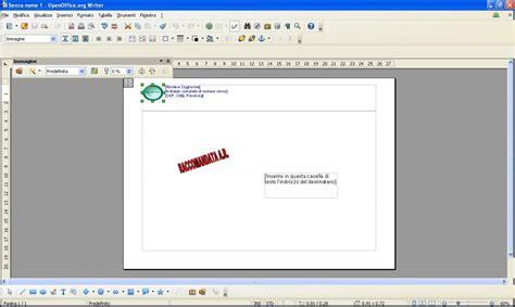 intestazione buste lettere carta intestata modelli