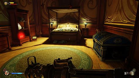 bioshock bedroom go to the monument island and find the girl part 1