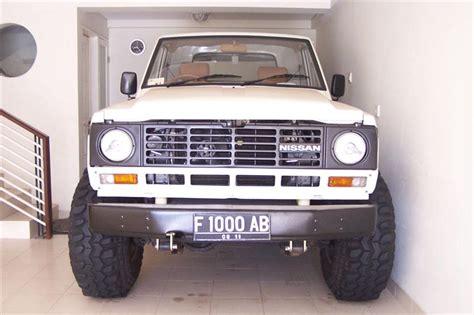 Jual Lu Bmw nissan patrol tahun 1981 for sale pusat mobil