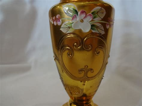 Antique Vase Appraisal by Small And Gold Vase For Sale Antiques