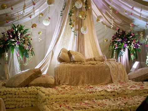 Wedding Decoration by Wedding Decorations Arabic Wedding Stage Decoration