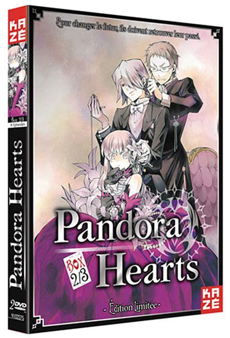 Pandora Hearts Volume 2 pandora hearts volume 2 dvd news