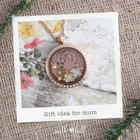 south hill design a locket gift idea for mom south hill designs pinterest