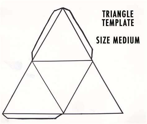 triangle pattern cut out triangle paper temple google keres 233 s cutting