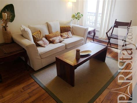 living room george george v one bedroom apartment for rent etoile 75016