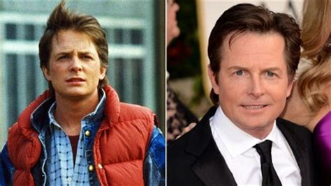 michael j fox young back to the future back to the future where are they now abc news