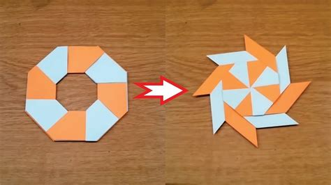How To Make A Transforming Origami - how to make origami transforming my