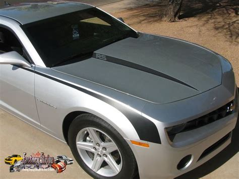 chevy camaro rs factory stripe graphic decal