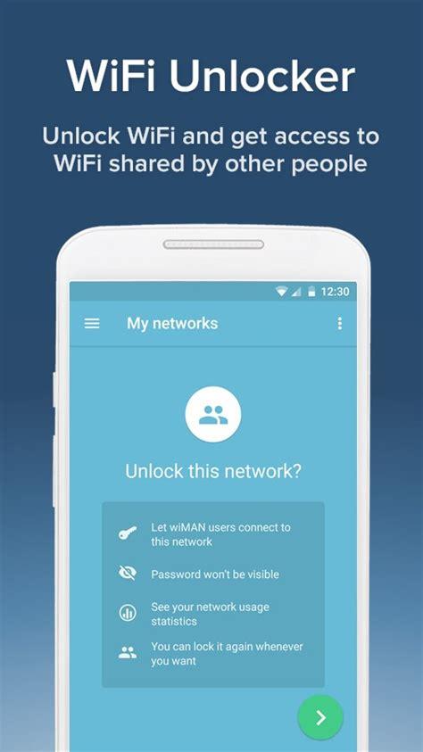 wifi unlocker pro apk wiman free wifi unlocker