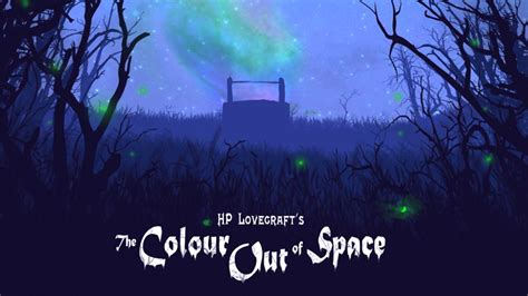 the color out of space the colour out of space hp lovecraft orchestra horror