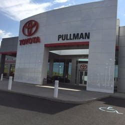 Toyota Pullman Toyota Of Pullman 14 Reviews Car Dealers 8683 State