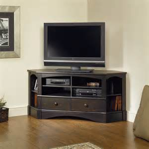 entertainment centers tv stands harbor view corner entertainment credenza traditional