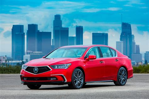 Acura Rlx 2017 by 2018 Acura Rlx Offers Four Figure Discount For Top Trim
