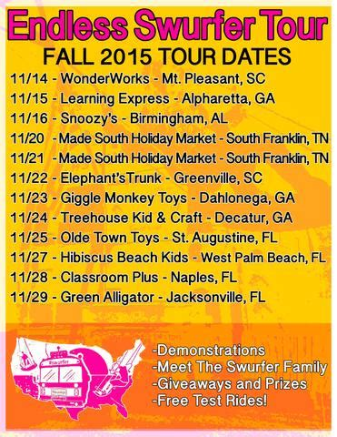 Fall 2015 Deadlines For Mba In Us by Fall Endless Swurfer Tour Dates Swurfer