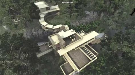 Falling Water House by Falling Water In Udk Youtube