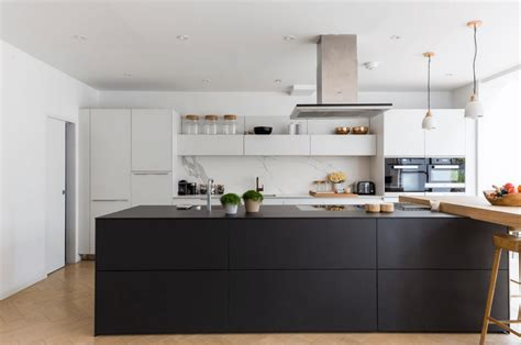 and black kitchen ideas 31 black kitchen ideas for the bold modern home