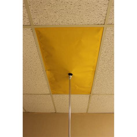 ceiling leak diverter 2 x2 drop ceiling leak diverter spill containment products