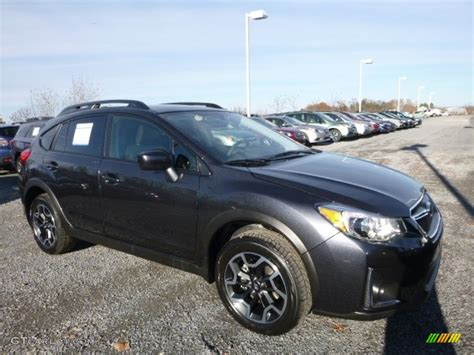 2017 Dark Gray Metallic Subaru Crosstrek 2 0i Premium