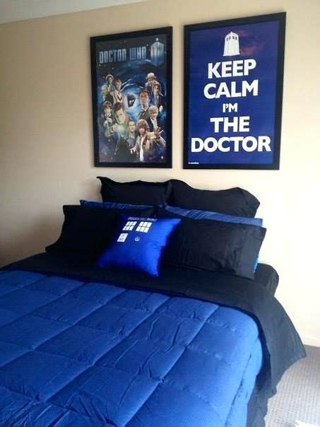 Dr Who Bedroom Ideas by Doctor Who Bedroom Via Set I On Living Room Sofa For