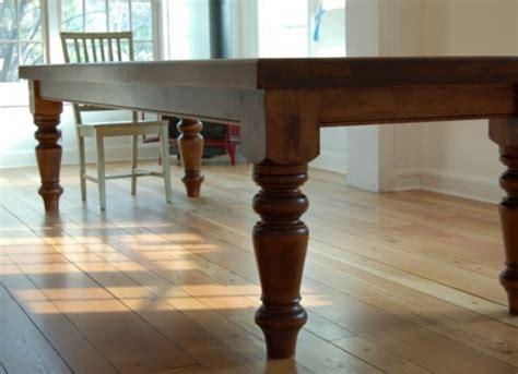 piedi tavolo legno tavoli su misura
