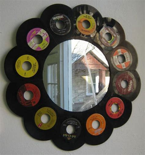 Vinyl Record Decorations by 6 Plastic Recycling Ideas Turning Vinyl Records Into Green