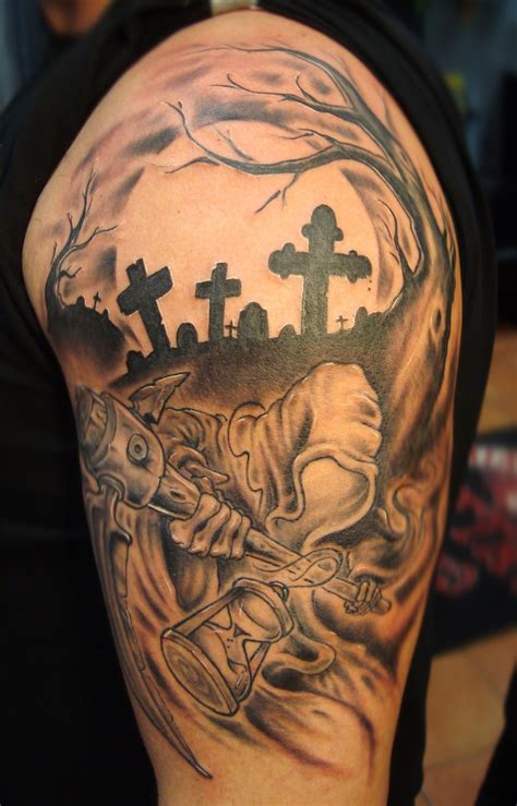 grim reaper traditional tattoo grimreaper by vinoshitto on deviantart