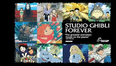 ghibli film order studio ghibli forever coming to picturehouse cinemas