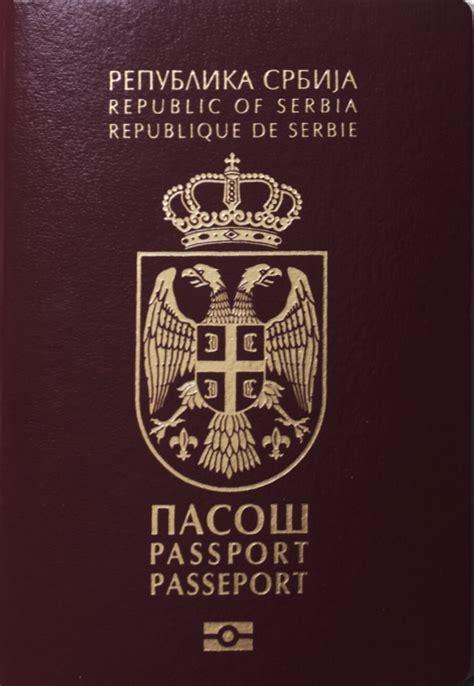 Passport By Passport serbian passport