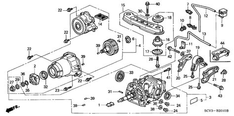 2004 honda element engine diagram honda automotive