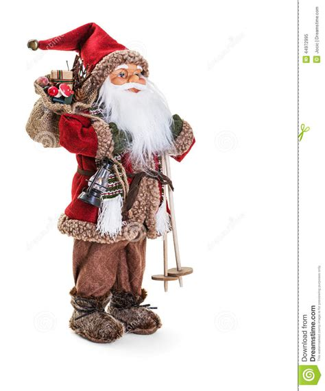 santa figure santa claus figure stock photo image 44972995