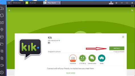 kik messenger 5 5 apk kik for pc free windows 7 8 10 mac