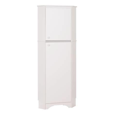 elite tall 1 door corner storage cabinet white prepac elite tall 2 door corner storage cabinet white