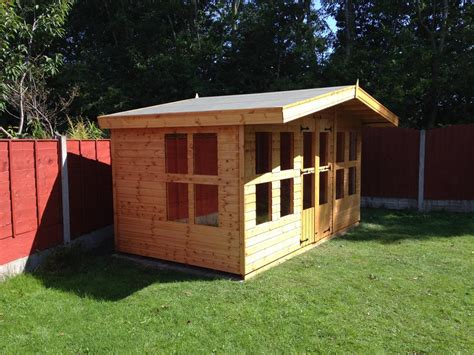 Sheds In Dudley by Peartreelane Sheds And Fencing 13mm Waterbased Finish