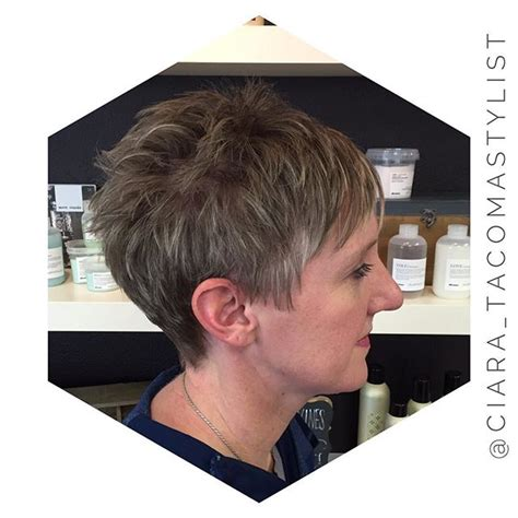 side and front view short pixie haircuts 23 chic pixie cut ideas popular short hairstyles for