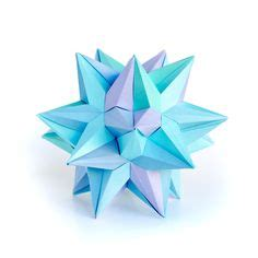 Advanced Modular Origami - 1000 ideas about origami on origami