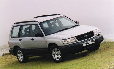 2003 Subaru Forester Reviews by Subaru Forester Estate Review 1997 2003 Parkers