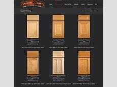 Applied Molding Cabinet Doors- TaylorCraft Cabinet Door ... Cabinet Doors