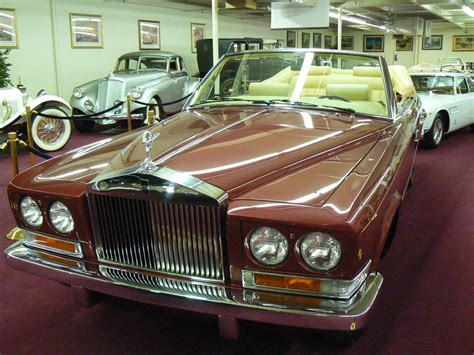rolls royce 80s 1977 rolls royce phantom vi information and photos