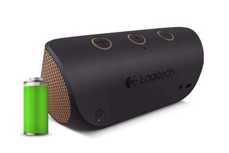 Speaker Bluetooth Logitech X300 logitech x300 portable bluetooth speaker gadgetsin