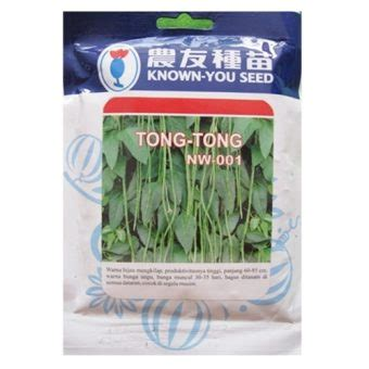 Benih Kacang Panjang benih kacang panjang tong tong 100 gram known you seed